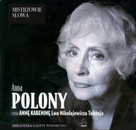 "ANNA POLONY ""Anna Karenina"""
