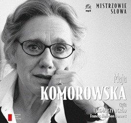 """Frances Hodgson Burnett """"Tajemniczy Ogród"""" czyta Maja Komorowska"""