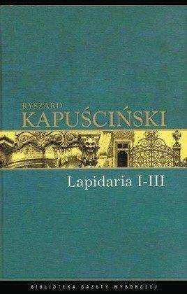 Lapidarium I-III