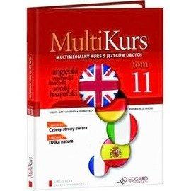 Multikurs. Lekcje: 21 - Cztery strony świata; 22 - Dzika natura