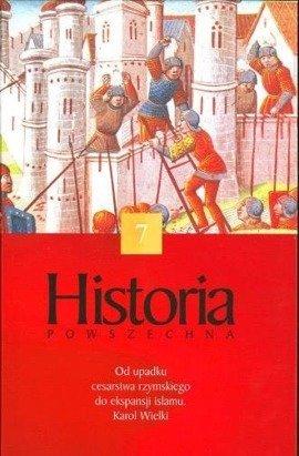 Od upadku cesarstwa rzymskiego do ekspansji islamu. Karol Wielki