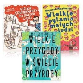 Pakiet książek Wojciecha Mikołuszko