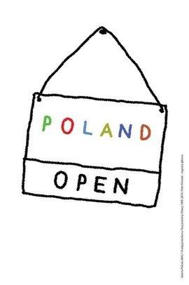 Plakat Piotra Pietrzaka 66,6 x 100 cm