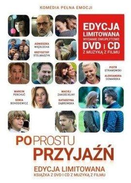 Po prostu przyjaźń (edycja limitowana, DVD+CD)