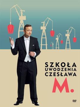 Szkoła uwodzenia Czesława M. (edycja specjalna, pakiet CD+DVD)